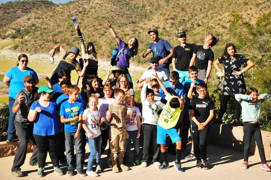 Prescott College Education Degree with Emphasis in Environmental Education